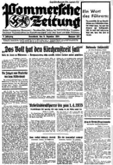 Pommersche Zeitung. Jg.3, 1934 Nr. 161