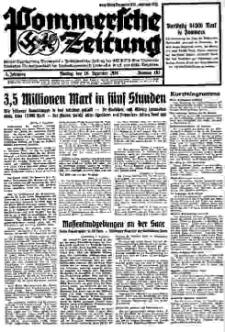 Pommersche Zeitung. Jg.3, 1934 Nr. 163