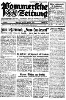 Pommersche Zeitung. Jg.3, 1934 Nr. 180