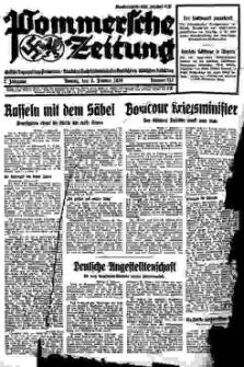 Pommersche Zeitung. Jg.2, 1934 Nr. 211