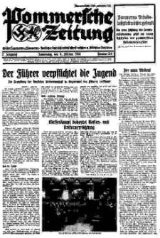 Pommersche Zeitung. Jg.2, 1934 Nr. 214