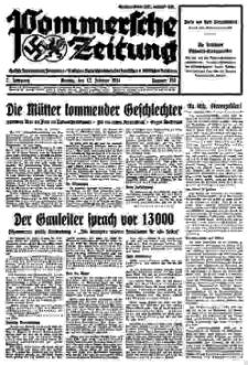 Pommersche Zeitung. Jg.2, 1934 Nr. 218