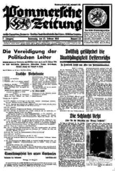 Pommersche Zeitung. Jg.2, 1934 Nr. 222
