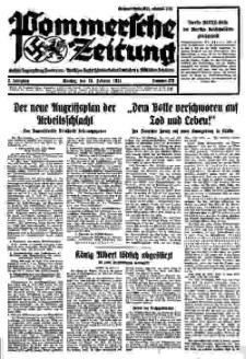 Pommersche Zeitung. Jg.2, 1934 Nr. 225