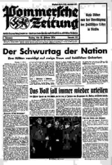 Pommersche Zeitung. Jg.2, 1934 Nr. 232