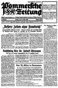 Pommersche Zeitung. Jg.2, 1934 Nr. 250