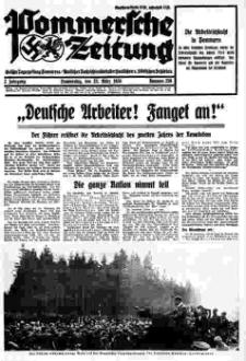 Pommersche Zeitung. Jg.2, 1934 Nr. 256