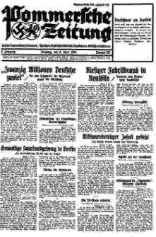 Pommersche Zeitung. Jg.2, 1934 Nr. 267