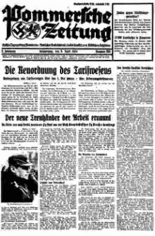 Pommersche Zeitung. Jg.2, 1934 Nr. 269