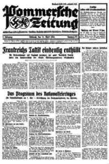 Pommersche Zeitung. Jg.2, 1934 Nr. 275