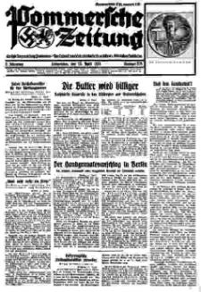 Pommersche Zeitung. Jg.2, 1934 Nr. 276
