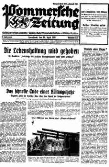 Pommersche Zeitung. Jg.2, 1934 Nr. 278