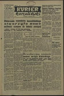 Kurier Koszaliński. 1950, październik, nr 70