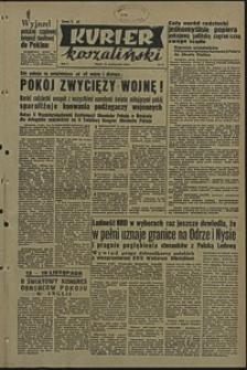 Kurier Koszaliński. 1950, październik, nr 74