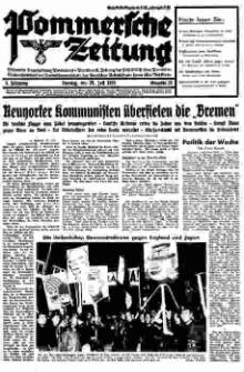 Pommersche Zeitung. Jg.4, 1935 Nr. 28