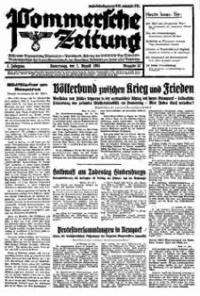 Pommersche Zeitung. Jg.4, 1935 Nr. 32