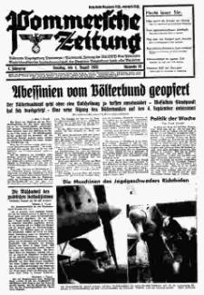Pommersche Zeitung. Jg.4, 1935 Nr. 35