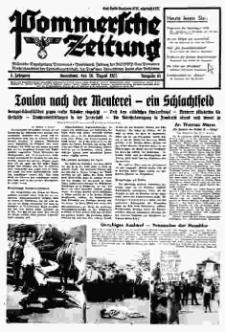 Pommersche Zeitung. Jg.4, 1935 Nr. 41