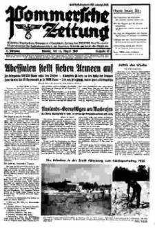 Pommersche Zeitung. Jg.4, 1935 Nr. 42