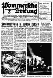 Pommersche Zeitung. Jg.4, 1935 Nr. 52