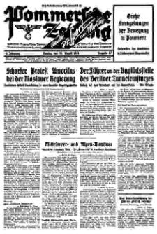 Pommersche Zeitung. Jg.4, 1935 Nr. 57