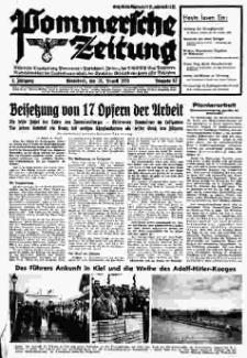 Pommersche Zeitung. Jg.4, 1935 Nr. 62