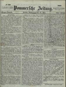 Pommersche Zeitung : organ für Politik und Provinzial-Interessen.1860 Nr. 249