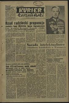 Kurier Koszaliński. 1950, listopad, nr 91