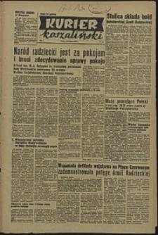Kurier Koszaliński. 1950, listopad, nr 93