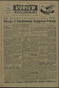 Kurier Koszaliński. 1950, listopad, nr 103
