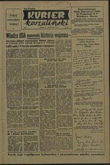 Kurier Koszaliński. 1950, listopad, nr 106