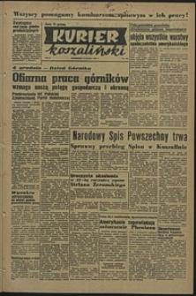 Kurier Koszaliński. 1950, grudzień, nr 119