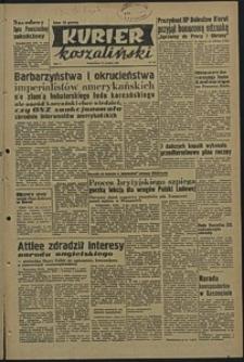 Kurier Koszaliński. 1950, grudzień, nr 126