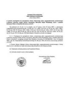 Uchwała Rady Miejskiej w Koszalinie nr LVI/665/2010