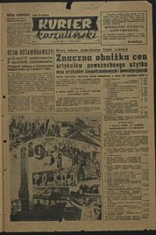 Kurier Koszaliński. 1950, grudzień, nr 144