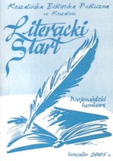 Wojewódzki Konkurs Literacki Start 2005
