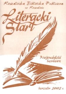 Wojewódzki Konkurs Literacki Start 2002