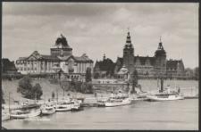Stettin, Hakenterrasse