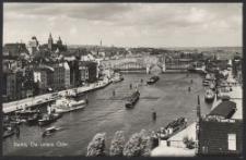 Stettin, Die untere Oder