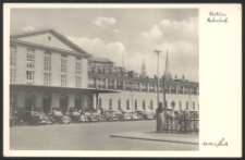 Stettin, Bahnhof