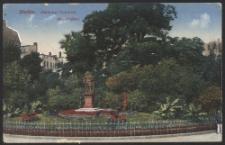 Stettin, Denkmal Friedrich des Groβen