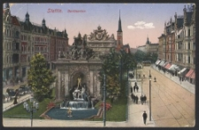 Stettin, Berlinertor