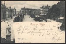 Gruss aus Stettin, Königsplatz