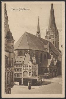Stettin, Jacobikirche