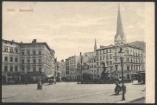 Stettin, Rossmarkt