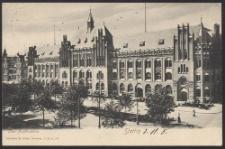 Stettin, Ober-Postdirektion