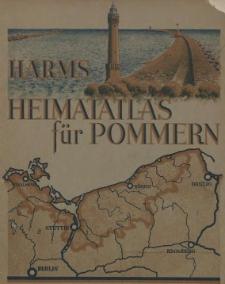 Heimatatlas für Pommern