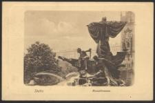 Stettin, Manzelbrunnen
