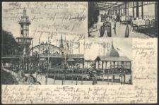Gruss aus Heringsdorf, Strand-Casino; Veranda