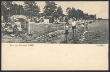 Gruss aus Ostseebad Lubmin, Strandleben